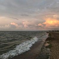 Photo taken at Пляж by Marika M. on 7/29/2018