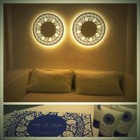 Photo taken at Porcelain Hotel by Prita P. on 12/15/2012