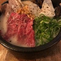Das Foto wurde bei Jeju Noodle Bar von Matt L. am 4/13/2018 aufgenommen