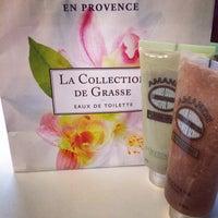 Photo taken at L'Occitane en Provence by Nadin M. on 6/8/2014