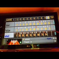 Photo taken at Planet Bowling Restaurant by Umut .. on 5/17/2015