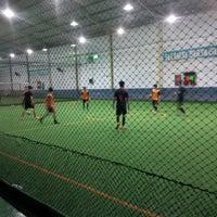 Photo taken at Meazza Futsal by DenBagoez M. on 5/1/2016