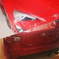 Photo taken at Toyota Balintawak by John Phillips B. on 11/4/2013