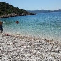 8/10/2013 tarihinde Selda G.ziyaretçi tarafından İncebogaz Beach'de çekilen fotoğraf
