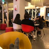 Photo taken at Café NESCAFÉ by Jun S. on 10/31/2017