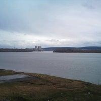 Photo taken at Сосновый бор by Khanin on 5/1/2013