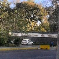 Photo taken at UNAM by Jose H. on 12/21/2013