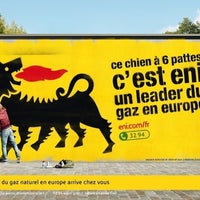 Photo taken at ENI Gas & Power France by Jacques L. on 8/1/2013