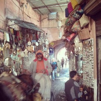 Photo taken at Marrakech by Robert F. on 3/15/2013