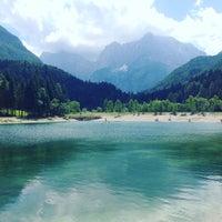 Photo taken at Jezero Jasna by Robert F. on 7/30/2016