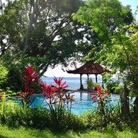 Photo taken at Bali Mandala Resort by Lill C. on 4/22/2017