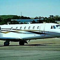 Photo taken at McClellan Palomar Airport Private Charter by Aolani S. on 10/29/2013