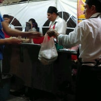 Photo taken at taqueria El trompito by Brenda V. on 10/8/2016