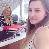 Photo taken at Turkuaz Sigorta by Nuriye Nur B. on 5/17/2016