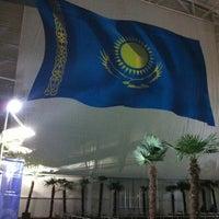 Photo taken at NU School of Engineering by Сергей М. on 12/19/2012