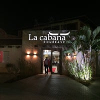 Photo taken at La Cabaña by Nurettin D. on 6/11/2014