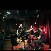 Photo taken at Istanbul Jazz Center by NSRN Y. on 3/22/2013