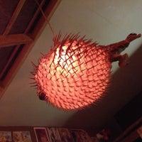 Photo taken at Bad Juju Tiki Bar by Paula H. on 1/25/2013