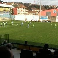 Photo taken at Yusuf Ziya Öniş Stadyumu by Oktay . on 3/3/2013