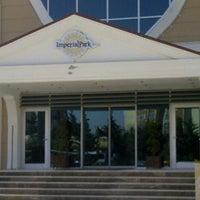 3/1/2013 tarihinde Serap G.ziyaretçi tarafından İmperial Park Hotel'de çekilen fotoğraf