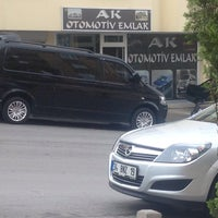 Photo taken at Ak Oto by Bayram K. on 8/3/2014
