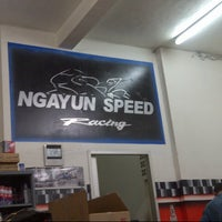 Photo taken at NgaYun SpeeD Race by Mohammad A. on 1/19/2013