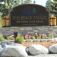 Photo taken at The Ridge Tahoe by Rose F. on 2/2/2013