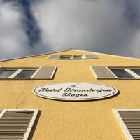 Photo taken at Hotel Strandvejen by Joel E. on 10/8/2017