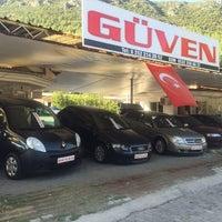 Photo taken at Güven Oto Galeri by Emrah Ç. on 7/25/2016