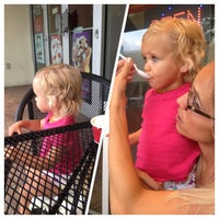 Photo taken at Cold Stone Creamery by Lauren R. on 7/1/2014
