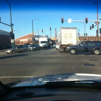 Photo taken at Gridlock Triangle by Michael O. on 1/2/2013