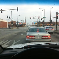 Photo taken at Gridlock Triangle by Michael O. on 1/6/2013