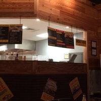 Photo taken at Dickey's Barbecue Pit by Bhanujith N. on 1/21/2014