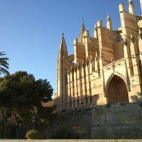 Photo taken at Palacio Real de La Almudaina by Lana on 3/28/2013