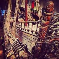 Photo taken at Vasa Museum by Yagnenok on 1/3/2013