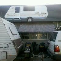 Photo taken at ADP Caravan Services by Rasmus F. on 1/30/2013