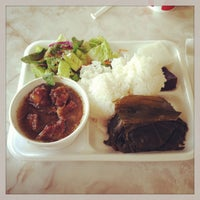 Photo taken at Haili's Hawaiian Foods by Yongchae S. on 4/26/2013