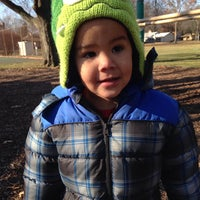 Photo taken at Highland Playground by Sarah R. on 11/30/2013