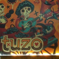 Photo taken at Tuzo Mexican Kitchen by Steve G. on 1/24/2015