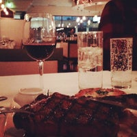 Photo taken at Monty's Steakhouse by Paul F. on 12/13/2014