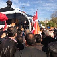 Photo taken at Atatürk Bulvarı by İbrahim B. on 12/29/2012