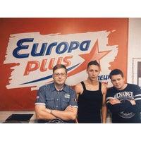 Photo taken at Европа Плюс Липецк by Alexander S. on 11/6/2014