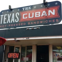 Photo taken at The Texas Cuban by Will L. on 8/4/2013