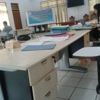 Photo taken at Fakultas Ekonomi dan Bisnis by Mario B. on 9/29/2014