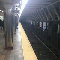 Photo taken at MBTA Downtown Crossing Station by Morgan J. on 1/9/2013