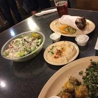 Photo taken at Sabas Mediterranean Restaurant by JetzNY on 3/22/2017