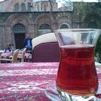 Photo taken at Kariye Pembe Köşk by gökhan y. on 4/7/2013