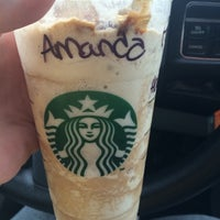 Photo taken at Starbucks by Amanda P. on 5/2/2014