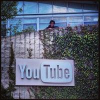 Photo taken at YouTube HQ by Rodrigo V. on 4/1/2013