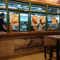 Photo taken at Army Navy Burger + Burrito by Bernard Anthony R. on 4/25/2013